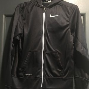 Nike Thermafit Boys Zip Up Hoodie. Size XL.